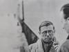 Henri Cartier-Bresson: Sartre, 1945.